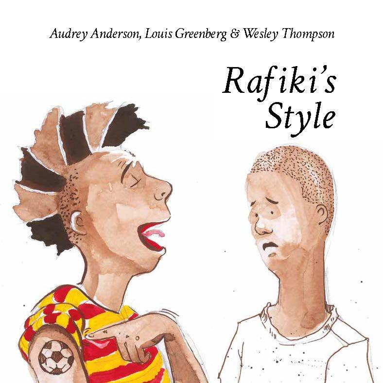 Rafiki's Style Cover