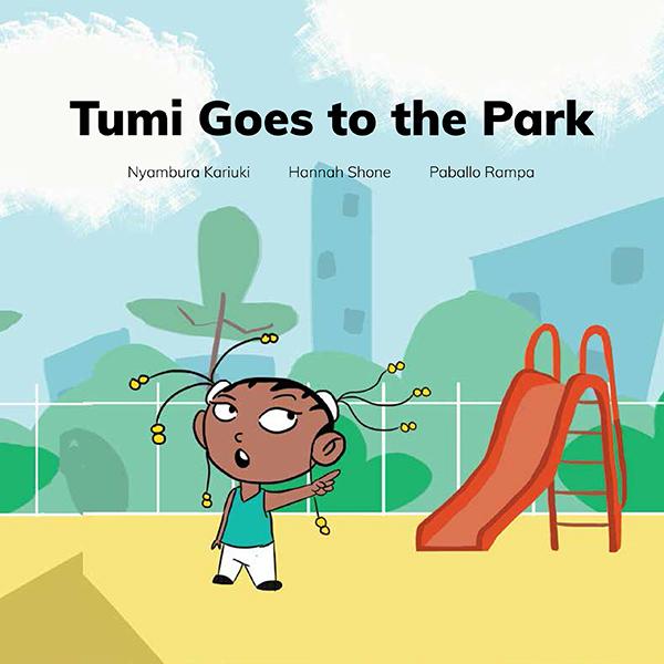 Tumi Goes to the Park