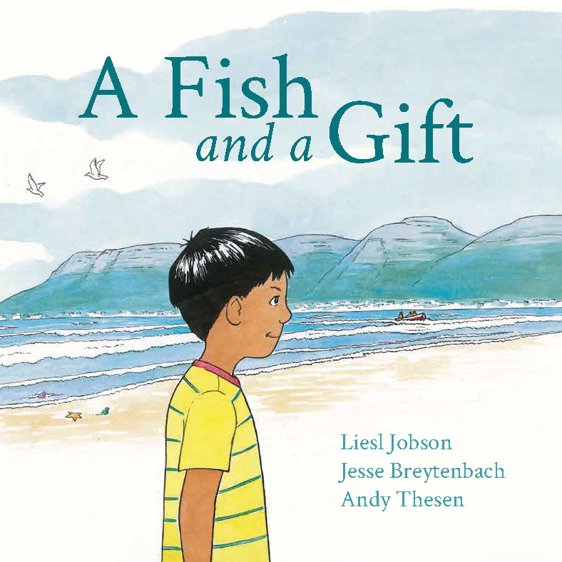 A Fish and a Gift Cover